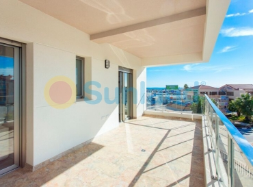 Semi-detached house - New Build - Orihuela Costa - La Zenia